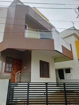 3BHK duplex house for sale