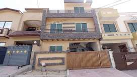 Luxury Double Storey House In The Most Secure Locality In I-14/3