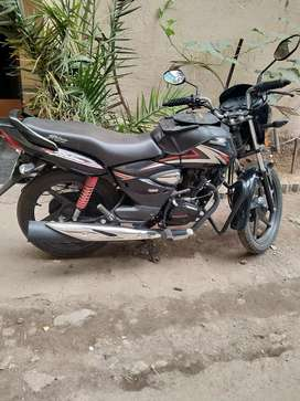 1 year old Honda CB shine bike for sale