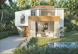 Luxury Villas in Goa with rentback facility available