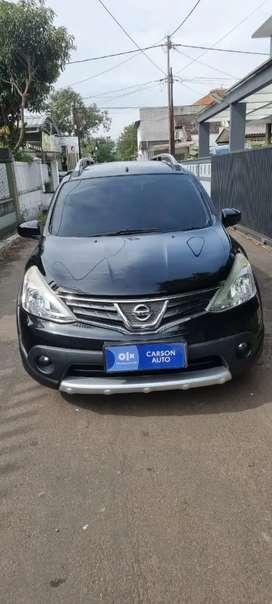 Nissan Livina X Gear MT 2016