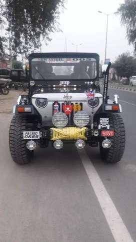 Shree Ganesh motors modified Jeep Mandi dabwali Haryana