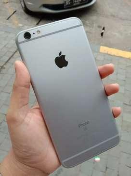 MASIH READY !! SECOND IPHONE 6S PLUS 64 GB INTER GREY