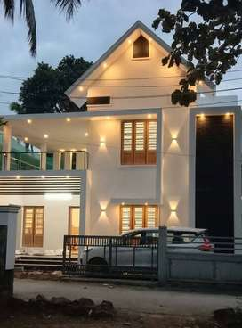 A NEW STRIKING 3BED ROOM 1600SQ FT 4.350CENTS HOUSE IN ANCHERY,TSR