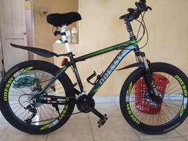 Dijual Cepat Sepeda MTB 27 speed