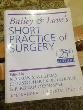 Surgery (Bailey & Love) Original