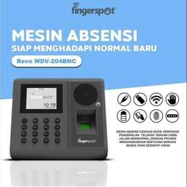 Mesin absensi Revo WDV 204 BNC