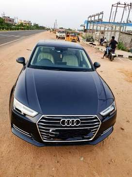 Audi A4 35 TDI Technology Pack, 2018, Diesel