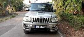 Mahindra Scorpio 2002-2013 VLX 4WD AIRBAG BSIV, 2014, Diesel