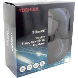 Toshiba RZE-BT200H Wireless Stereo Headphones (New)