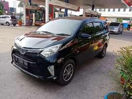 Toyota calya type G manual 2017