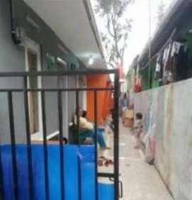 Rumah kontrakan murah 6 pintu full penghuni di Cirimekar Cibinong