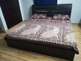 Index Branded Bed for Sale with Mattress Queen Size