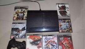 Ps3 500 gb good condition