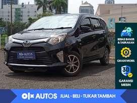[OLXAutos] Toyota Calya 1.2 G A/T 2018 Hitam