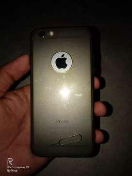iPhone 6 ,64 gb storage  ekdam new condition