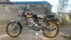 honda CB 100 mesin tiger