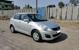 Maruti Suzuki Swift Dzire 1.2 Vxi BSIV, 2012, Petrol