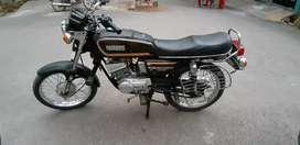 Yamaha rx135 fix price