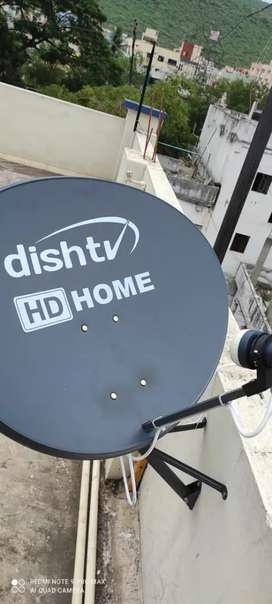 New dish connections available all ares