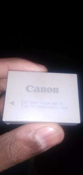Canon battery NEW