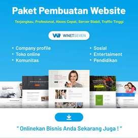 Jasa Pembuatan Website