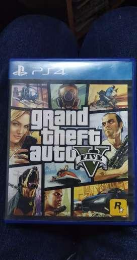 GTA V PS4 bekas sempurna
