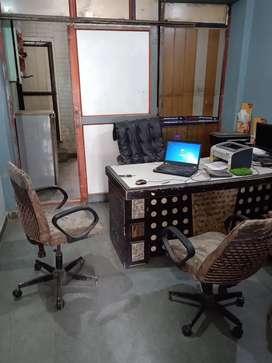 Fresher Female Back office staff