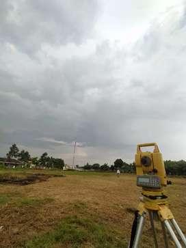 Jasa Topografi Surveyor