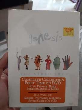 Dvd original Genesis dibeli dari USA