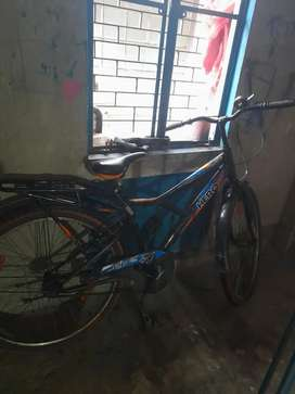 Cycle in good condition is on sale