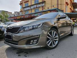 Kia Optima 2.4 A/T Th.15 (Khusus Batam)