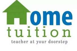 HOME TUTION for all classes upto 10th standard