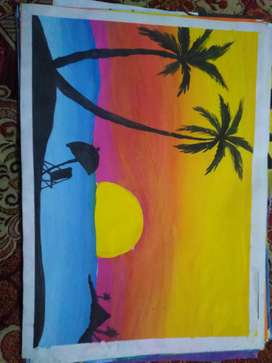 hand made painting for sale