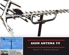 Instalasi pemasangan sinyal antena tv bogor barat