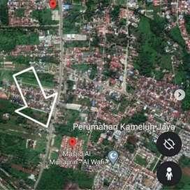 DIJUAL Tanah Pinggir Jl. Cilik Riwut Km 8,2