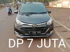 Daihatsu Sigra R 1.2 Mt 2018 Dp 7 Juta