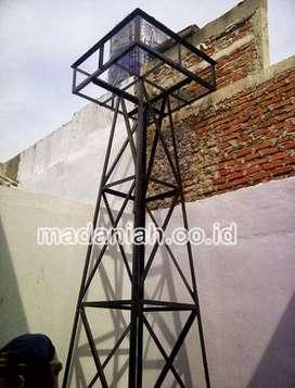 Jasa Pembuatan Tower Tandon Air Klaten