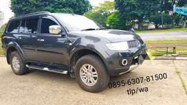 Pajero exceed 2.5 diesel A/T th 2010
