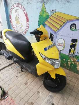 Auto india Honda dio Yallo single owner up to date document