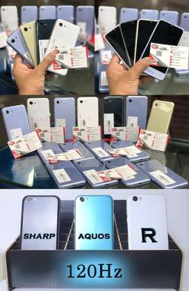 AQUOS R COMPACT 32GB BUILT-IN 3GB RAM IGZO 120Hz FLAGSHIP DEVICE 10/10