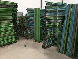 Jual scaffolding second bekas siap pakai barang terawat