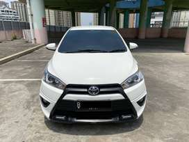Km 23rb Toyota Yaris S TRD AT 2016 // Jazz RS mazda 2 2017/2018/2015