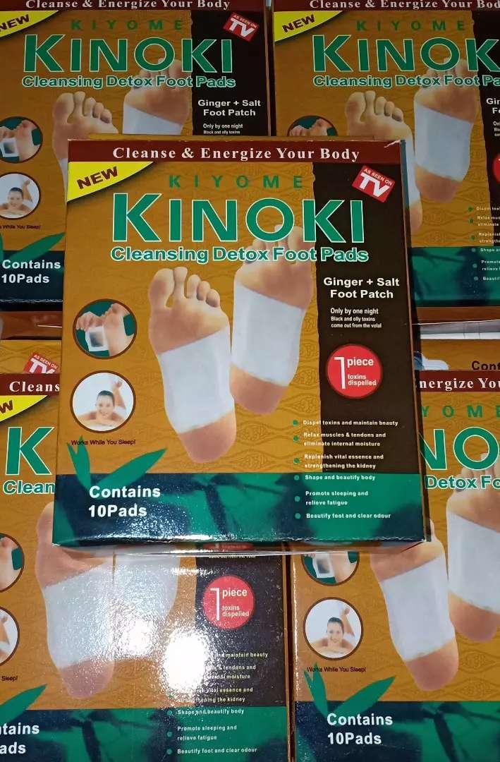 Kinoki Gold koyo penyerap racun tubuh -- harga perbox ISI 10PCS KOYO 0