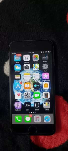 IPhone 6 32gb without scratch