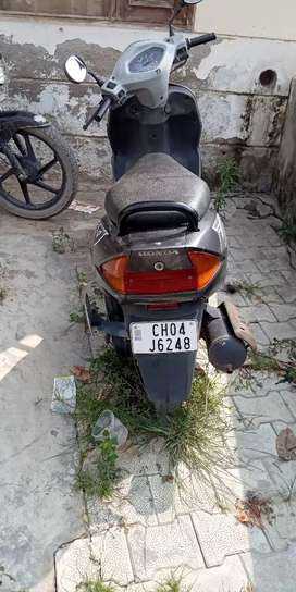 I want to sell my scooty which is in a very good condition..