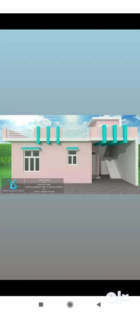 105Gaj 2Bhk New House Sale Harbhanjwala Near DSP Chok 0