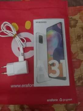 Samsung a31 8gb 128