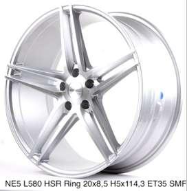 NE5 L580 HSR R20X85 H5X114,3 ET35 SMF