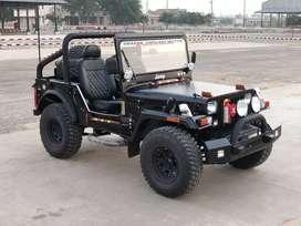 Jeep's modified thar willyz